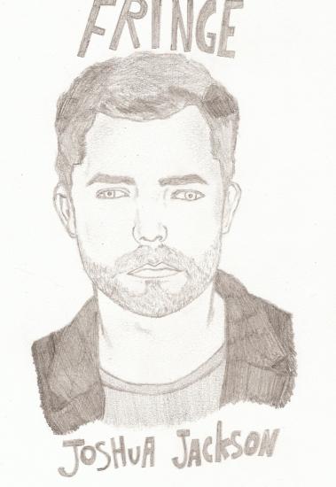 Joshua Jackson par Kalel